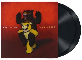 Fall Out Boy Folie á deux 2-LP Standard
