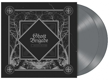 Ghost Brigade IV - One with the storm 2-LP grau