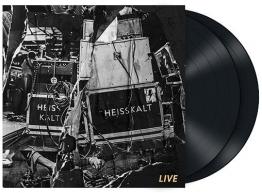 Heisskalt Live 2-LP Standard