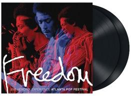 Jimi Hendrix Experience Freedom: Atlanta Pop Festival 2-LP Standard