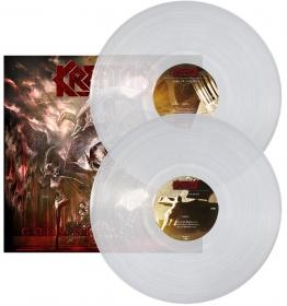 Kreator Gods of violence 2-LP klar