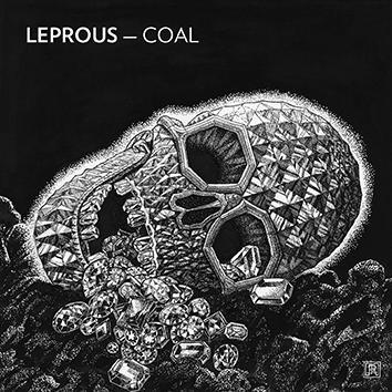 Leprous Coal 2-LP Standard