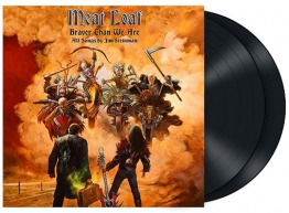 Meat Loaf Braver than we are 2-LP Standard
