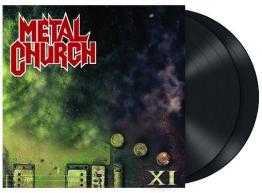 Metal Church XI 2-LP Standard