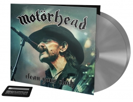 Motörhead Clean your clock 2-LP Standard