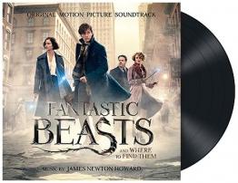 Phantastische Tierwesen und wo sie zu finden sind Fantastic Beasts and where to find them/OST 2-LP Standard