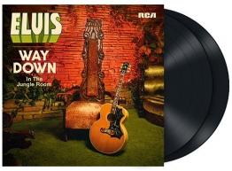 Presley, Elvis Way down in the jungle room 2-LP Standard