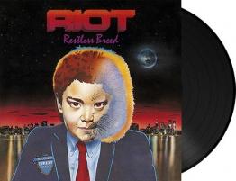 Riot Restless breed + Live 82 2-LP Standard