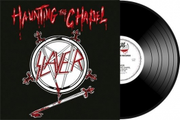 Slayer Haunting The Chapel LP Standard