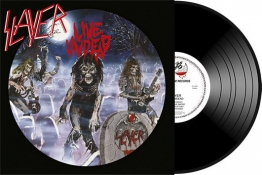 Slayer Live undead LP Standard