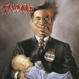 Tankard Two faced 2-LP schwarz