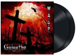 W.A.S.P. Golgotha 2-LP Standard