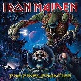 The Final Frontier [Vinyl LP] - 1