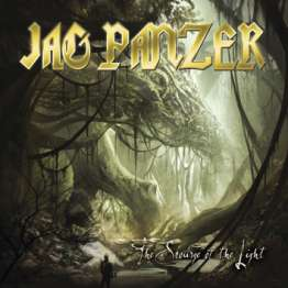 Jag Panzer The scourge of the light 2-LP Standard