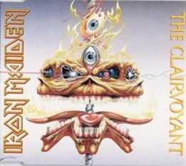Clairvoyant (3 live tracks, 1988) - 1