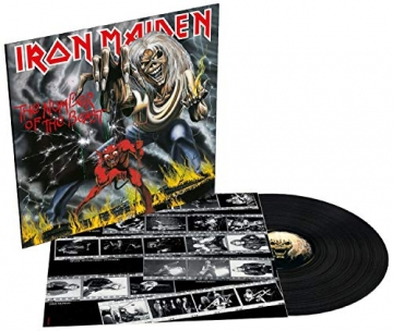 The Number of the Beast [Vinyl LP] - 1
