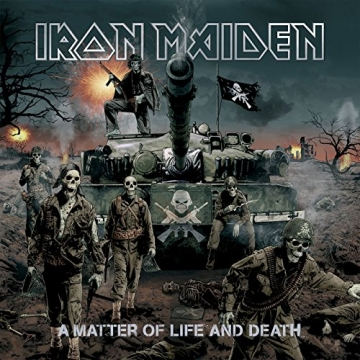 A Matter Of Life And Death (2015 Remaster) - 1