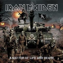 A Matter of Life And Death [Vinyl LP] - 1